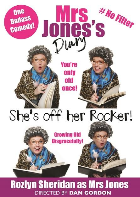 Mrs Jones' Diary