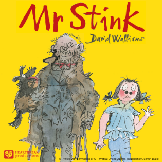 Open-air Theatre: Mr Stink