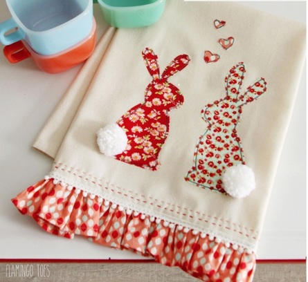 Easter Sewing Club