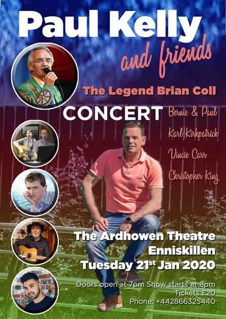 Paul Kelly and Friends Concert