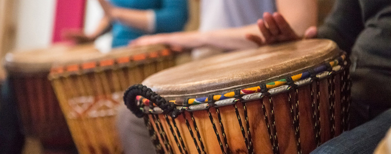 African Drumming for All (4-104yrs)