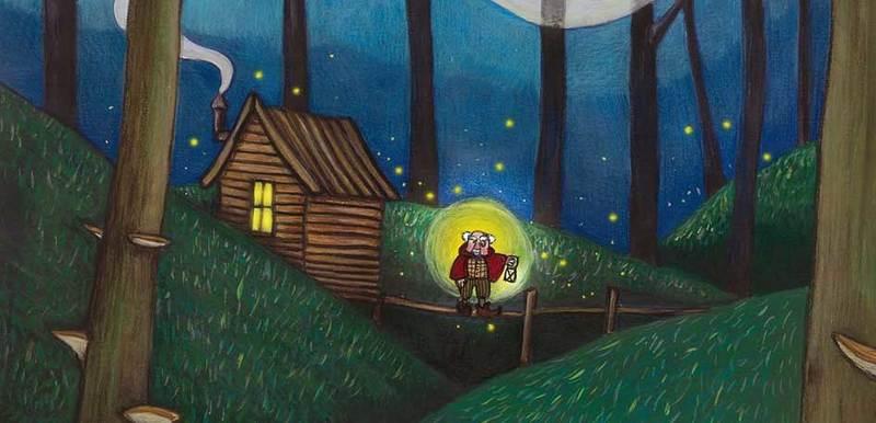Woodland Tales With Granddad (3+yrs)