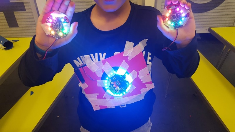 Light up your dance (8-12yrs)