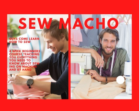 Sew Macho
