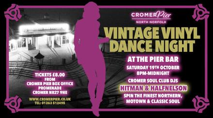 vintage vinyl dance night