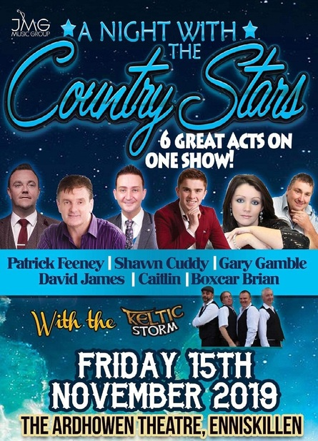 A Night With The Country Stars