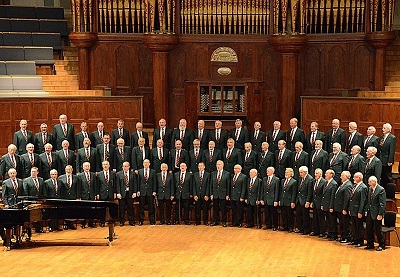 An Evening of Song with Donaghadee Male Voice Choir