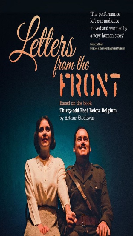 Letters From the Front (in Old Library Theatre)