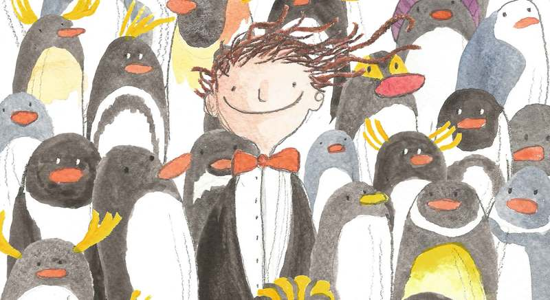 Half Term Special: The Man Who Wanted To Be A Penguin (3-10yrs)