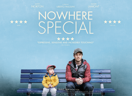 Fermanagh Film Club presents NOWHERE SPECIAL