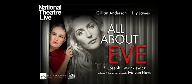 All About Eve (PG) – National Theatre Encore
