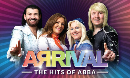 arrival the hits of abba