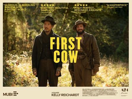 Fermanagh Film Club presents FIRST COW