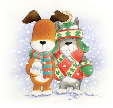 Kipper's Snowy Day – Online On Demand