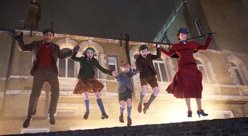Mary Poppins Returns (U) – Sing-along Outdoor Cinema