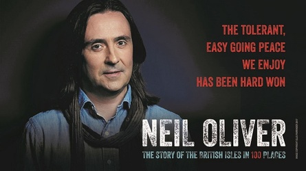 Neil Oliver The Story of These Islands in 100 Places