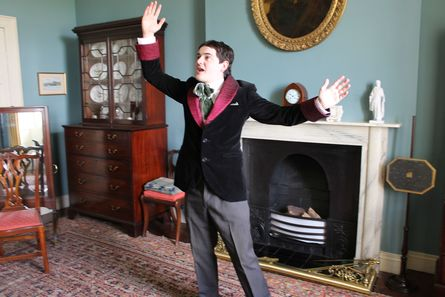 At Home With Oscar Wilde