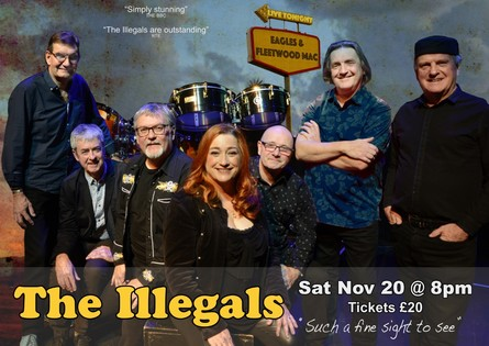 The Illegals featuring Niamh Kavanagh