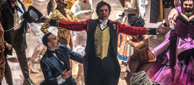 The Greatest Showman (PG) – Sing-Along Outdoor Cinema
