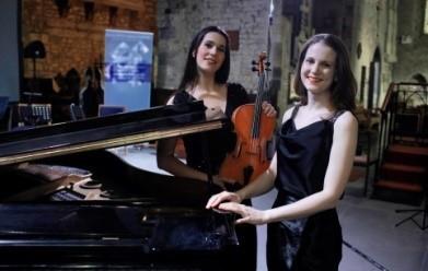 Andreea Banciu & Aileen Cahill Viola and Piano Recital