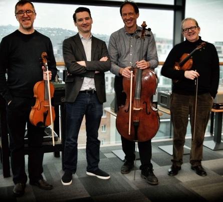 The Vanbrugh Piano Quintet