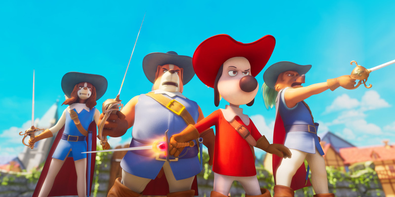 Dogtanian And The Three Muskehounds (U) – Summer Family Cinema