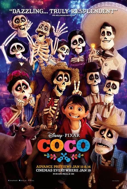 Fermanagh Film Club presents COCO