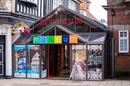 Mansfield Museum - FREE Welcome Back Day