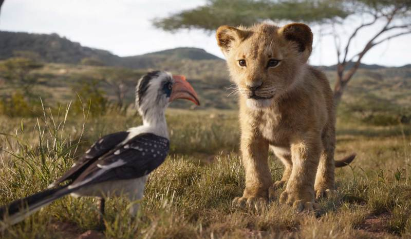 The Lion King (PG) – Parent and Baby