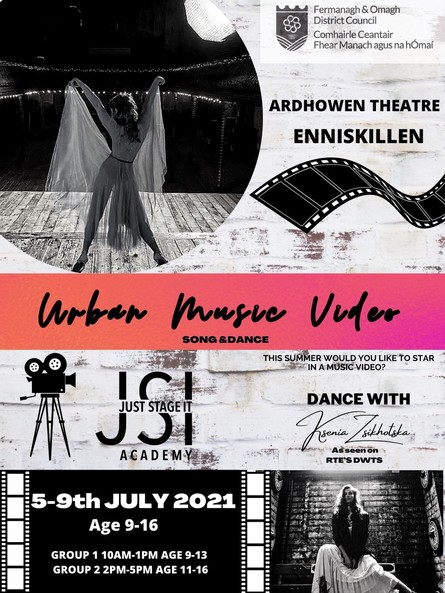 Urban Music Video Project