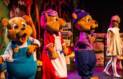 Goldilocks & The Three Bears Singalong