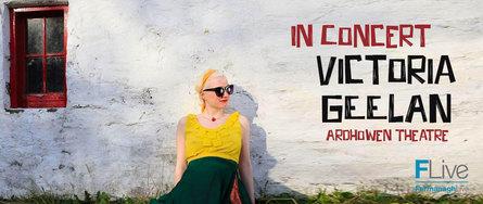 FLive presents Victoria Geelan