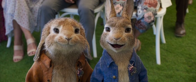 Peter Rabbit 2 (U) – Half Term Family Cinema
