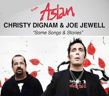 Christy Dignam And Joe Jewell, Some Songs and Stories