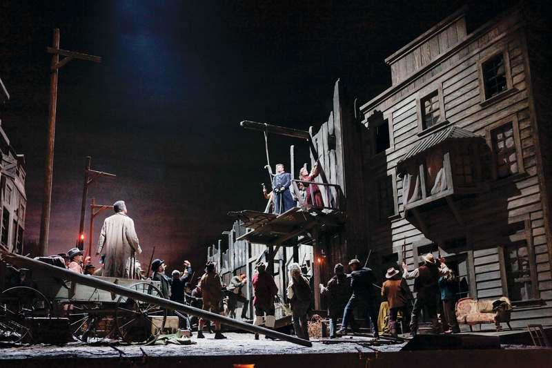 Met Opera 18-19: La Fanciulla del West