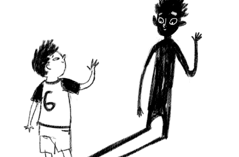 Shadow Boy: Poetry in Motion (Family 6+)