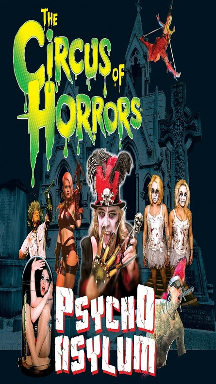 Circus of Horrors (Age 16+)