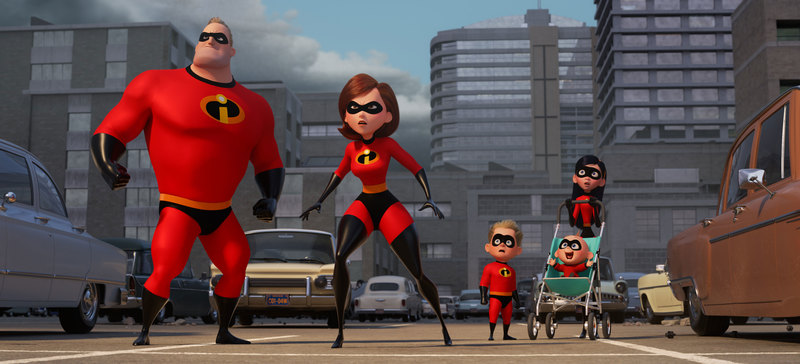 Incredibles 2 (PG) – Summer Family Cinema