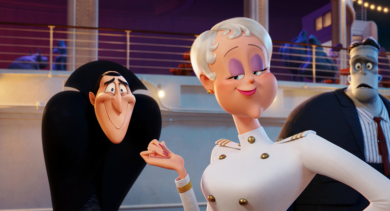 Hotel Transylvania 3: Summer Vacation (U) – Summer Family Cinema