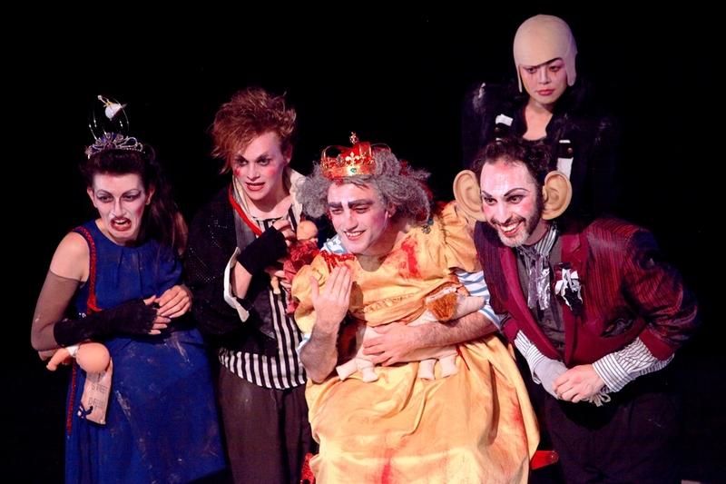 Teatro Pomodoro: Cabaret From the Shadows