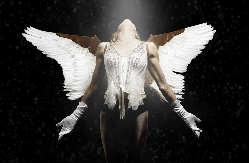 Charlie Bicknell: Snow Angel