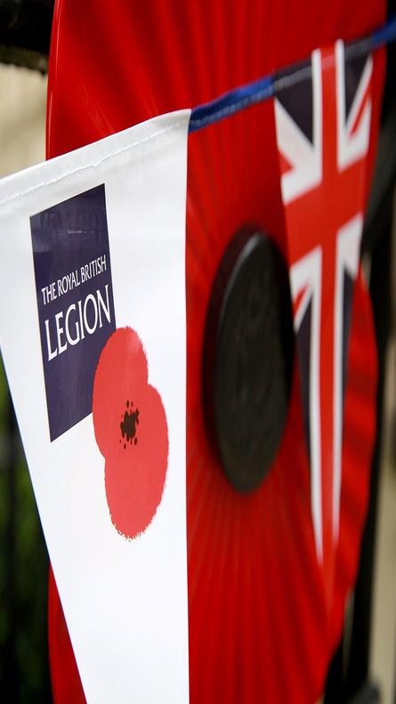 Mansfield Royal British Legion Festival of Remembrance 2018