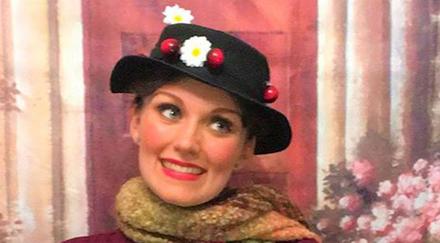 mary poppins tea party