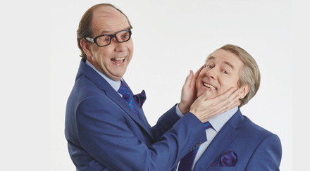 eric & little ern