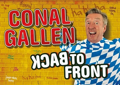 Conal Gallen 'Back To Front'