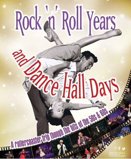 The Rock 'n' Roll Years and Dance Hall Days Show