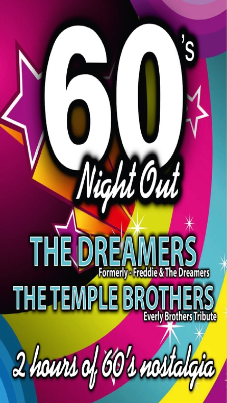 60s Night Out - Featuring The Dreamers