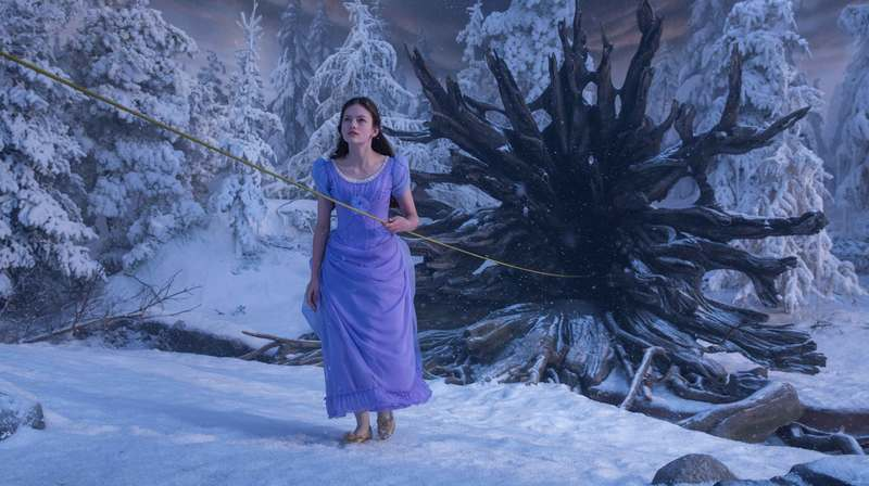 The Nutcracker And The Four Realms (PG) – Family Cinema