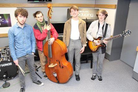 Bourbon Street Quartet