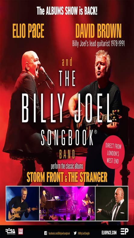 ALBUMS SHOW: Billy Joel Songbook